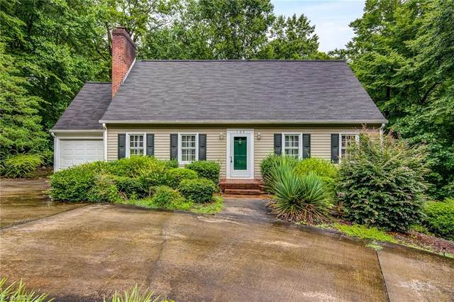 102 Duke Drive, Lexington, NC 27292 (#1033905) :: Premier Realty NC