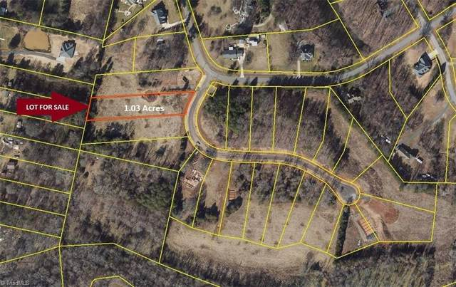 7121 Rae Farms Way, Greensboro, NC 27455 (MLS #1033918) :: Ward & Ward Properties, LLC