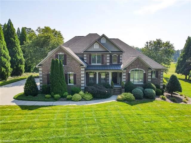 405 Riviera Drive, Salisbury, NC 28144 (MLS #1033919) :: Ward & Ward Properties, LLC