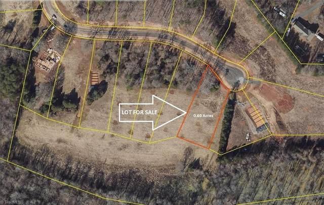 7103 Rae Farms Way, Greensboro, NC 27455 (MLS #1033931) :: Ward & Ward Properties, LLC
