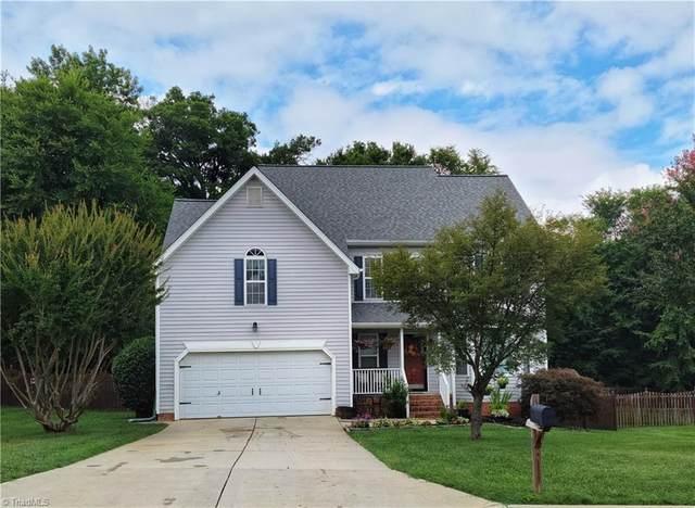 4009 Cole Avenue, Jamestown, NC 27282 (MLS #1033933) :: Ward & Ward Properties, LLC