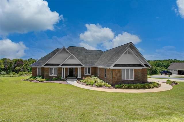 499 Sykes Farm Road, Asheboro, NC 27205 (MLS #1033958) :: Ward & Ward Properties, LLC