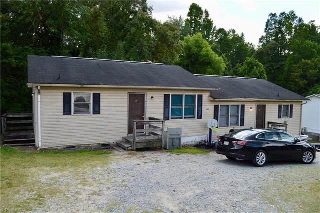 505 Afton Street, Thomasville, NC 27360 (MLS #1033974) :: Ward & Ward Properties, LLC