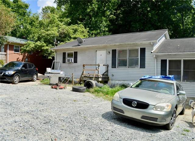 513 Afton Street, Thomasville, NC 27360 (MLS #1033979) :: Ward & Ward Properties, LLC