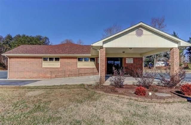 116 Mccoy Road, Reidsville, NC 27320 (MLS #1033992) :: Lewis & Clark, Realtors®