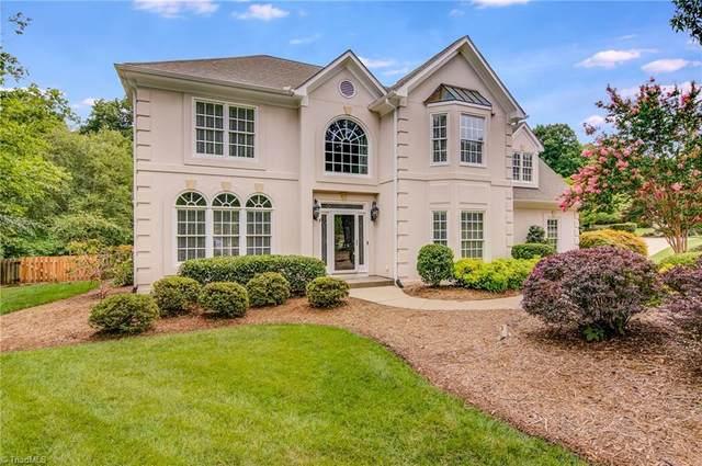 3219 Morris Farm Drive, Jamestown, NC 27282 (MLS #1033999) :: Ward & Ward Properties, LLC