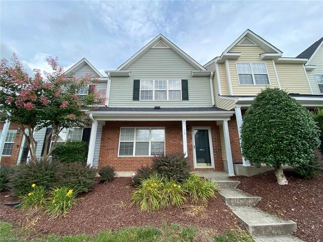 16 Meadow Crossing Court, Greensboro, NC 27410 (MLS #1034030) :: Ward & Ward Properties, LLC