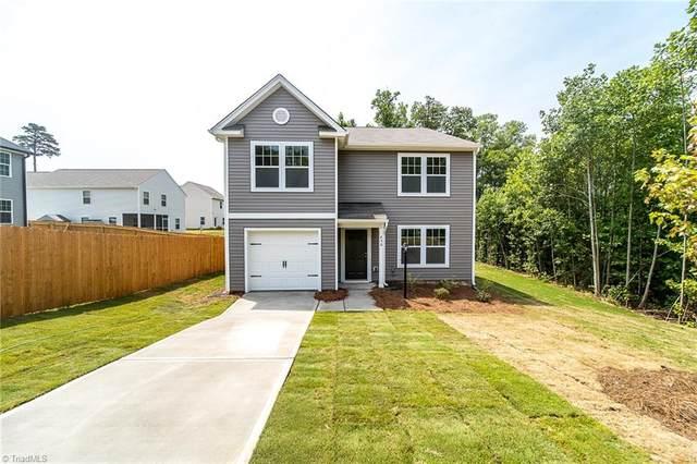 450 Inlet Place Drive, Winston Salem, NC 27127 (MLS #1034050) :: Ward & Ward Properties, LLC