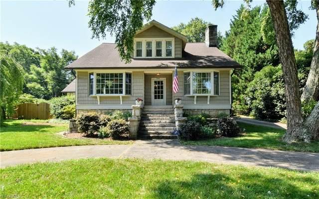 1748 Virginia Road, Winston Salem, NC 27104 (MLS #1034054) :: Ward & Ward Properties, LLC