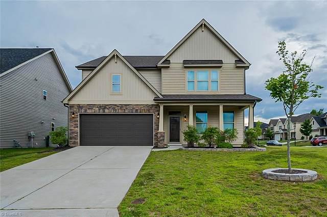 4241 Swayze Court, High Point, NC 27265 (MLS #1034065) :: Ward & Ward Properties, LLC