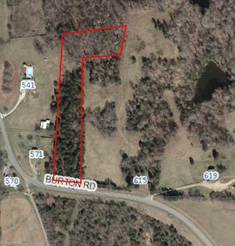 0 Burton Road, Advance, NC 27006 (MLS #1034070) :: Ward & Ward Properties, LLC