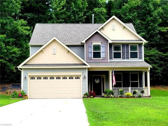 5329 Chandler Oaks Lane, Mcleansville, NC 27301 (MLS #1034107) :: Berkshire Hathaway HomeServices Carolinas Realty