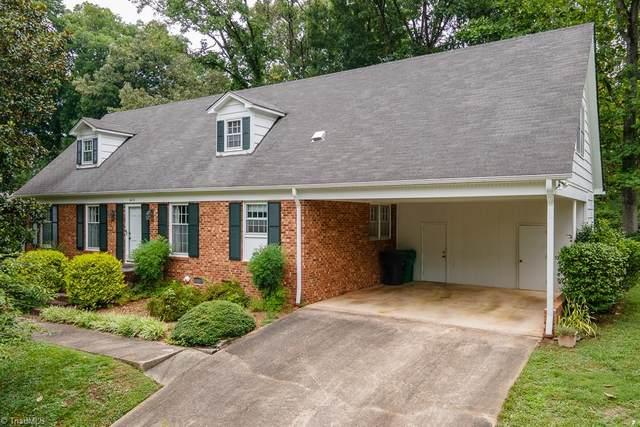 1412 Sweetbriar Court, High Point, NC 27262 (MLS #1034119) :: Ward & Ward Properties, LLC
