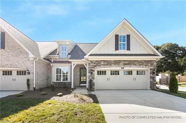 3511 Cliffmoor Court, Winston Salem, NC 27104 (MLS #1034122) :: Ward & Ward Properties, LLC