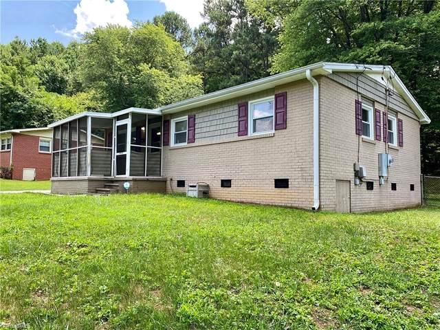 1336 Calvert Drive, Winston Salem, NC 27107 (MLS #1034129) :: Ward & Ward Properties, LLC