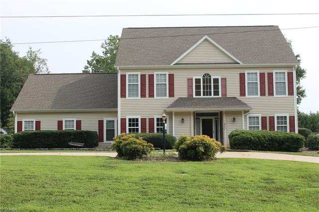 622 39th Avenue NW, Hickory, NC 28601 (MLS #1034132) :: RE/MAX Impact Realty