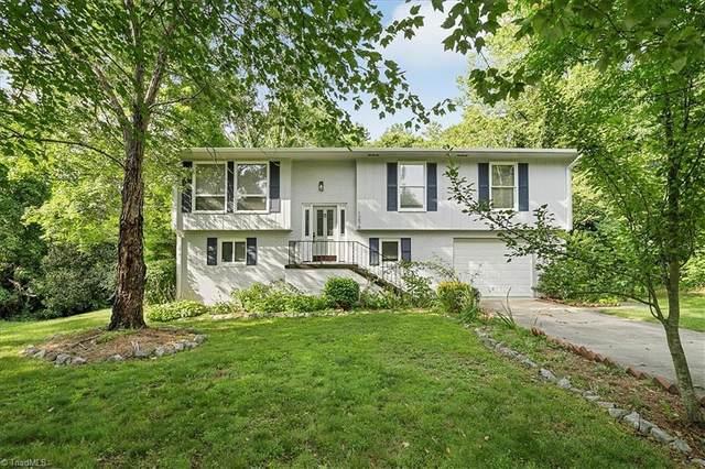 1256 Dovershire Court, High Point, NC 27262 (MLS #1034139) :: Ward & Ward Properties, LLC