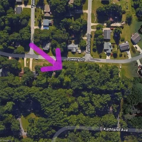 Lot 10 & 11 Lowery Drive, Thomasville, NC 27360 (#1034145) :: Rachel Kendall Team