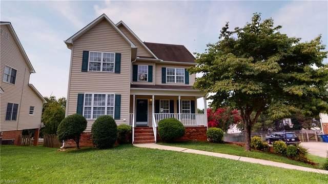 4610 Peter Pfaff Drive, Pfafftown, NC 27040 (MLS #1034157) :: Ward & Ward Properties, LLC