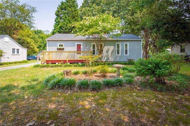 4712 Mitchell Avenue, Greensboro, NC 27410 (MLS #1034158) :: Berkshire Hathaway HomeServices Carolinas Realty