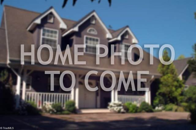 4613 Chesterfield Place, Jamestown, NC 27282 (MLS #1034168) :: Ward & Ward Properties, LLC