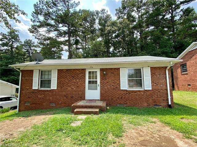 724 Scientific Street, High Point, NC 27260 (MLS #1034173) :: Lewis & Clark, Realtors®