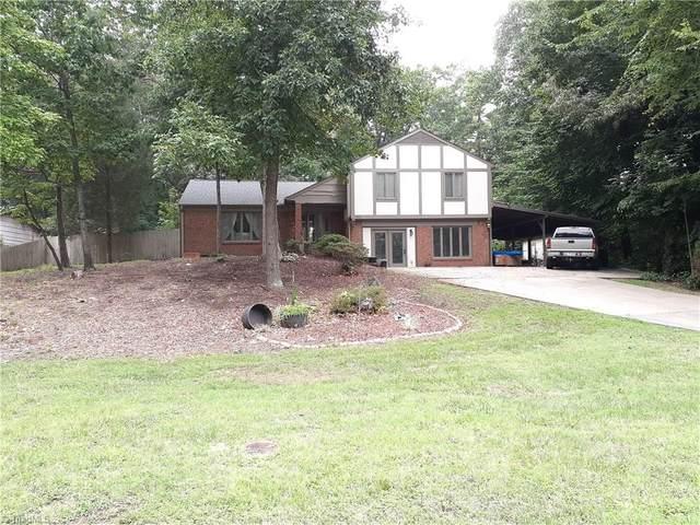 603 Shadybrook Road, High Point, NC 27265 (MLS #1034175) :: Ward & Ward Properties, LLC