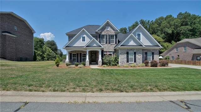 1320 Meadowgate Lane, Lewisville, NC 27023 (MLS #1034176) :: Ward & Ward Properties, LLC
