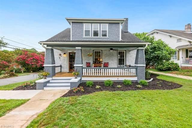 1800 W Academy Street, Winston Salem, NC 27103 (MLS #1034196) :: EXIT Realty Preferred