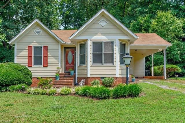 782 Quail Road, Lexington, NC 27292 (MLS #1034213) :: Team Nicholson