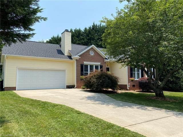 7108 Harper Ridge Court, Oak Ridge, NC 27310 (MLS #1034234) :: Ward & Ward Properties, LLC