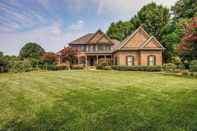 110 Bayhill Drive, Advance, NC 27006 (MLS #1034249) :: Ward & Ward Properties, LLC