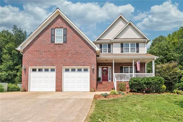 347 Longwood Drive, Advance, NC 27006 (MLS #1034251) :: Ward & Ward Properties, LLC