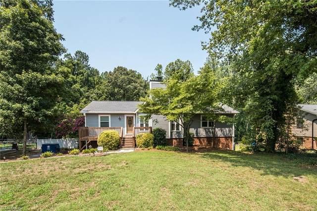 233 Tamworth Drive, Clemmons, NC 27012 (#1034253) :: Premier Realty NC