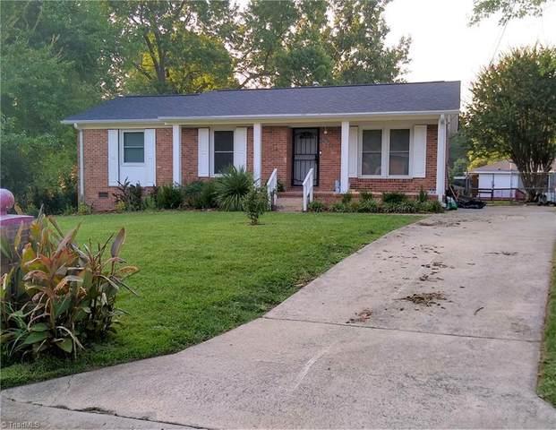 2503 Larkspur Drive, Greensboro, NC 27405 (MLS #1034291) :: Ward & Ward Properties, LLC