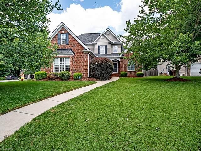 5136 White Horse Drive, Greensboro, NC 27410 (MLS #1034294) :: Berkshire Hathaway HomeServices Carolinas Realty