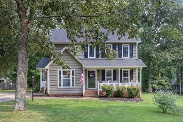 404 Sherwood Court, Eden, NC 27288 (MLS #1034297) :: Ward & Ward Properties, LLC
