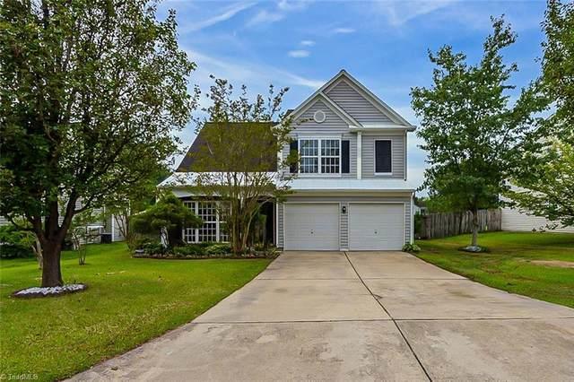 4044 Windstream Court, Jamestown, NC 27282 (MLS #1034304) :: Ward & Ward Properties, LLC