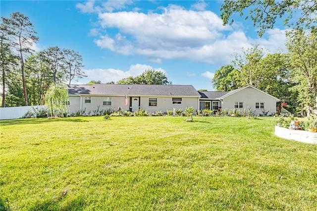 124 Styers Road, Winston Salem, NC 27105 (MLS #1034318) :: Ward & Ward Properties, LLC