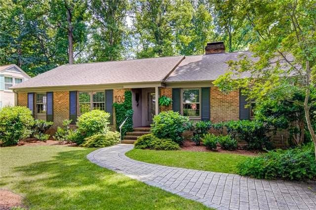 109 Batchelor Drive, Greensboro, NC 27410 (MLS #1034337) :: Hillcrest Realty Group