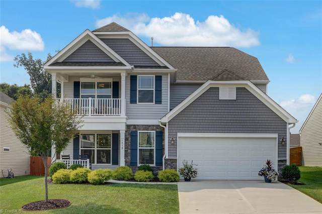1418 Sedona Lane, Mcleansville, NC 27301 (MLS #1034340) :: Berkshire Hathaway HomeServices Carolinas Realty