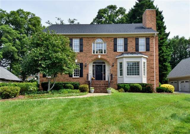 2541 Bitting Road, Winston Salem, NC 27104 (MLS #1034358) :: Ward & Ward Properties, LLC