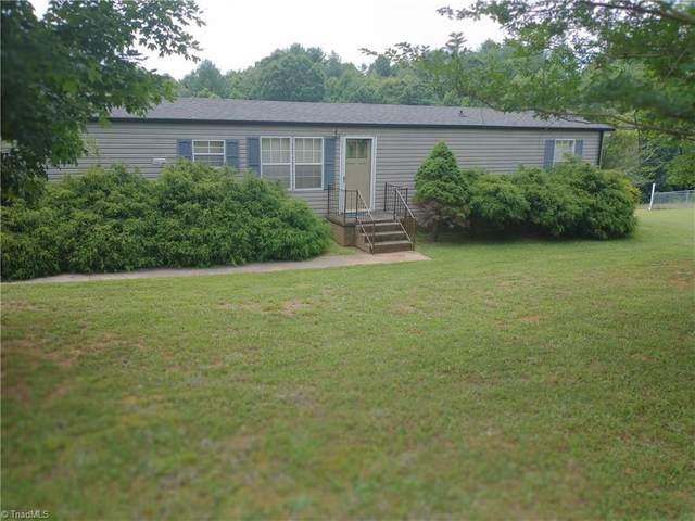 682 Millard Lane, Millers Creek, NC 28651 (MLS #1034380) :: Ward & Ward Properties, LLC