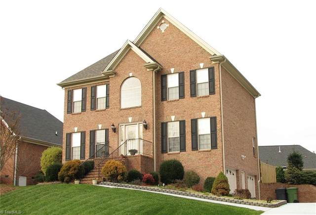 1145 Matthews Place Lane, Kernersville, NC 27284 (MLS #1034393) :: Ward & Ward Properties, LLC