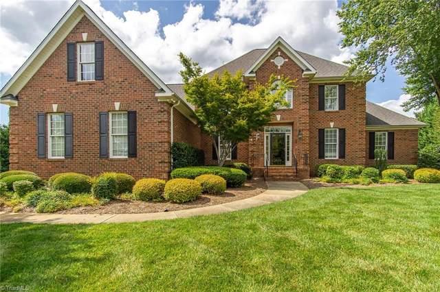 702 Chestnut Hill Court, Greensboro, NC 27455 (MLS #1034403) :: Ward & Ward Properties, LLC