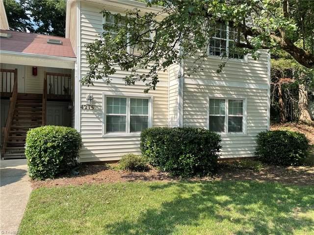 4215 Edith Lane, Greensboro, NC 27409 (MLS #1034408) :: Berkshire Hathaway HomeServices Carolinas Realty