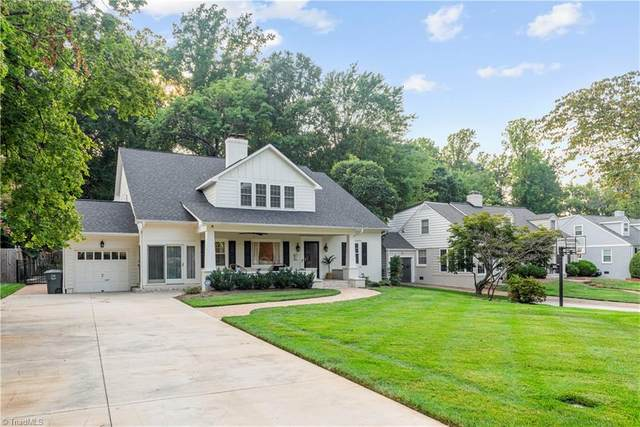 207 Avondale Drive, Greensboro, NC 27403 (MLS #1034409) :: Hillcrest Realty Group