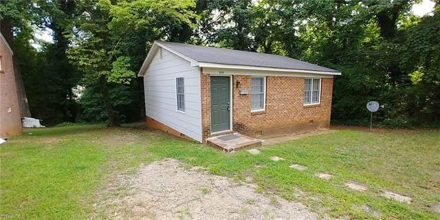 909 Mint Avenue, High Point, NC 27260 (MLS #1034412) :: Ward & Ward Properties, LLC