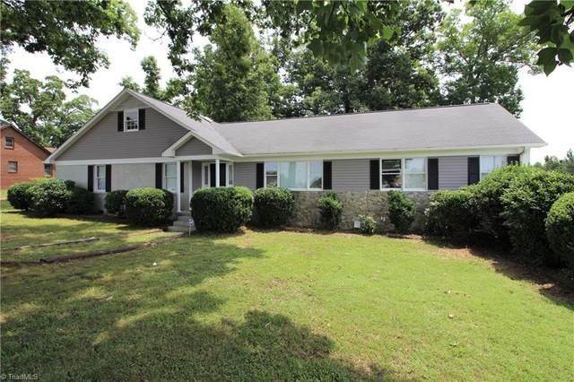1233 Guilford College Road, Jamestown, NC 27282 (MLS #1034426) :: Ward & Ward Properties, LLC