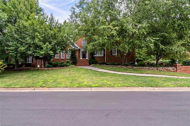 3128 Allerton Lake Drive, Winston Salem, NC 27106 (MLS #1034433) :: Hillcrest Realty Group